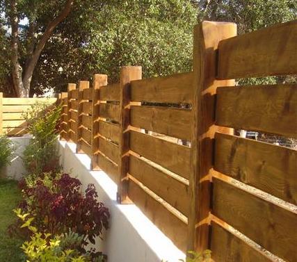 גדר גושנית מעובד טבעי